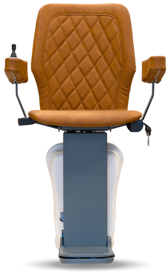 Traplift stoel
