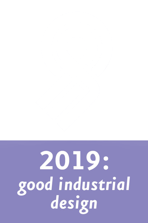 Good Industrial Design recognition, price won